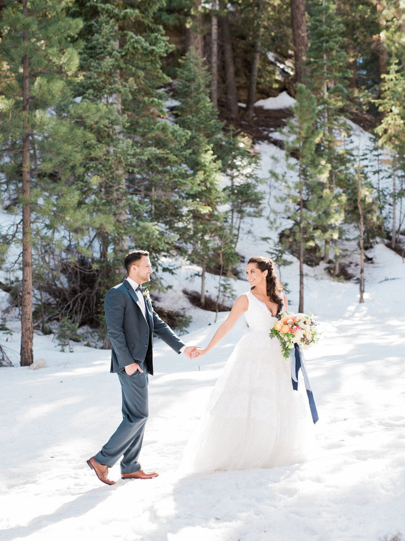 Nevada Romantic Forest Elopement-Kristen Joy Photography Nevada Forest-0048