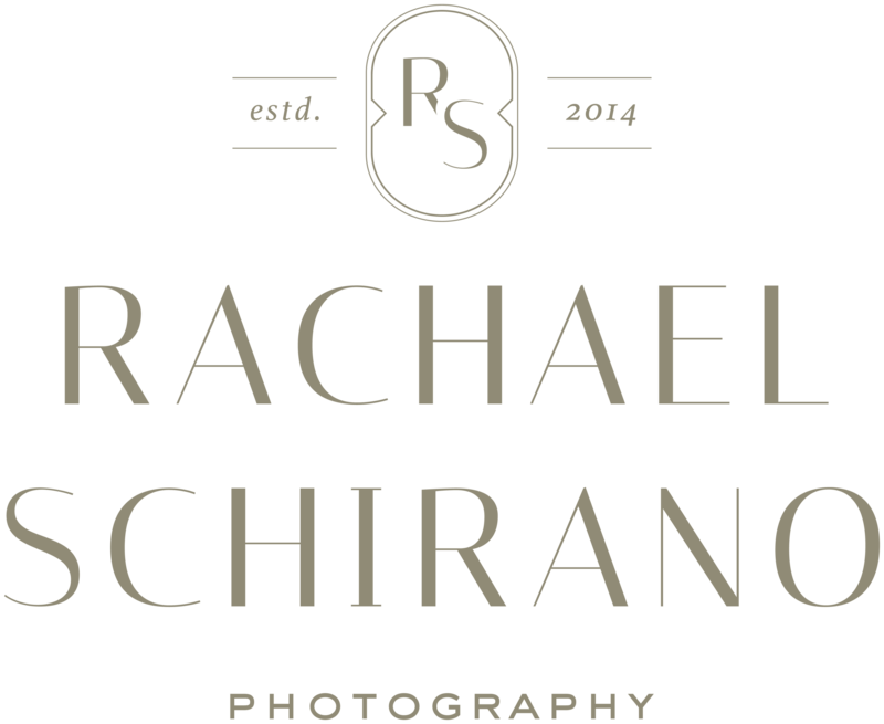 Rachael Schirano - Custom Brand and Showit Website Design by With Grace and Gold - 3