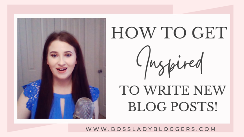 How to get inspired to write new blog posts  (2)