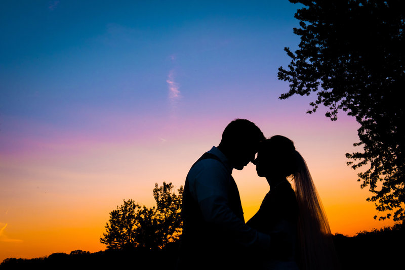 sunset-wedding-silhouette-the-paper-elephant