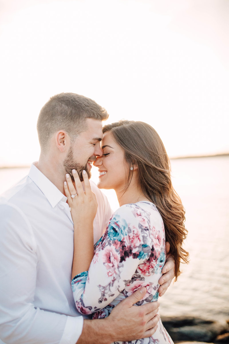Rhode Island Wedding Engagement Photography