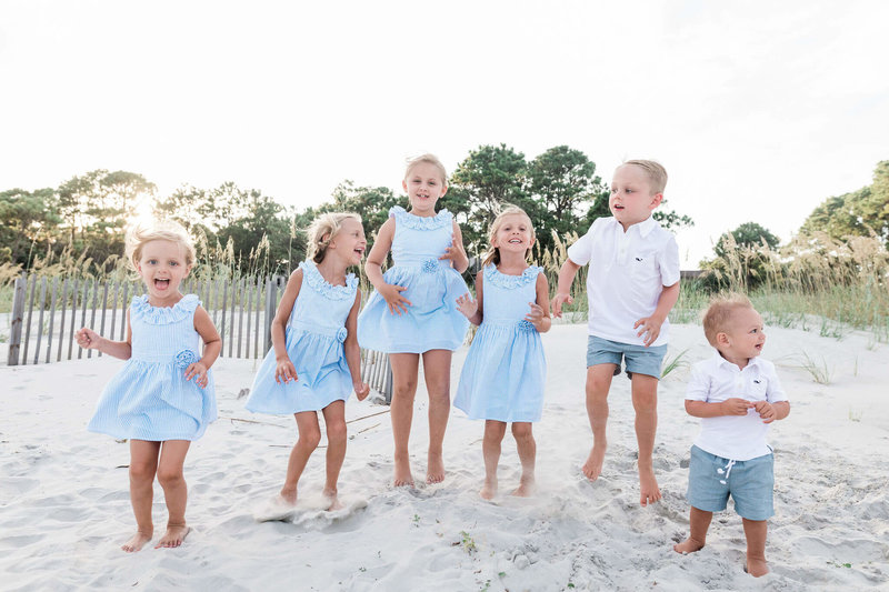 Hilton Head family session
