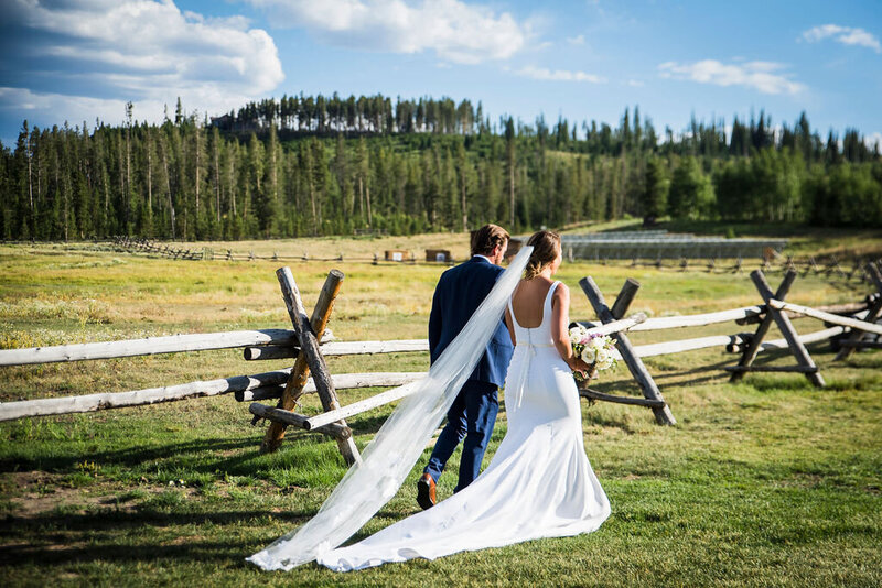Devil's Thumb Ranch, Colorado Florist, Two One Photography