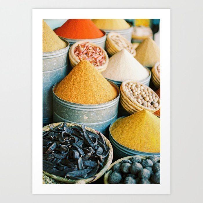 travel-photography-souk-marrakech-spices-of-the-medina-morocco-photography1352561-prints