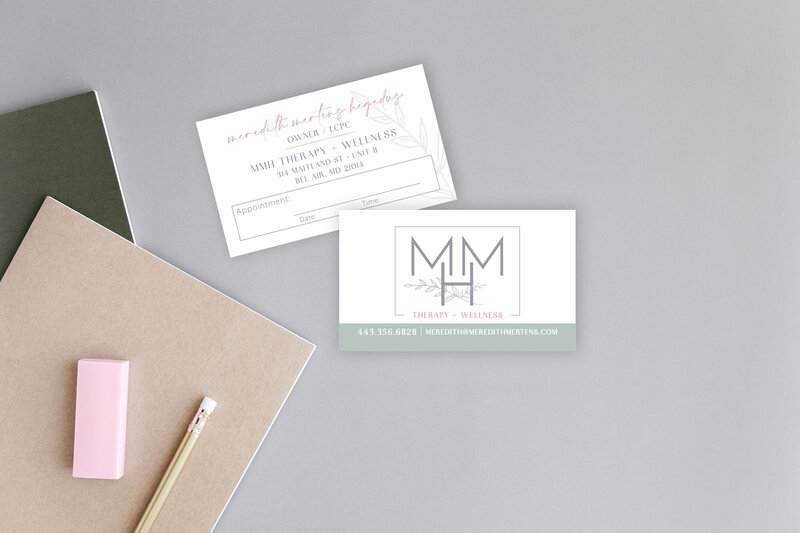 meredith_business_card_design