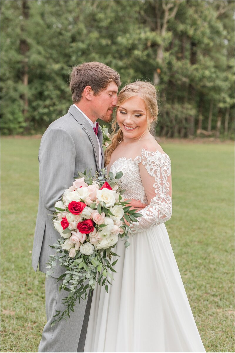 Monticello Arkansas Wedding Photographer Nancy Cole