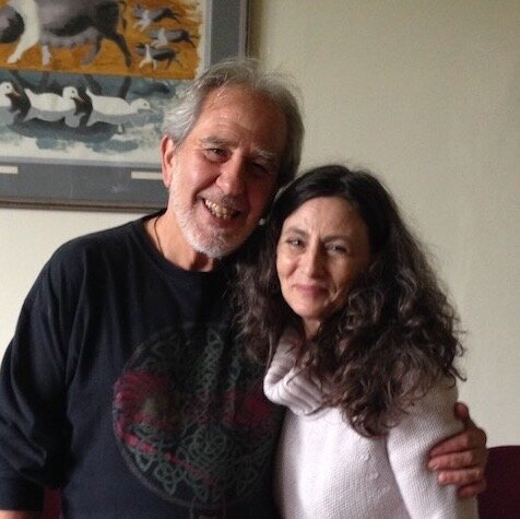 Bruce Lipton and Bonny Casel