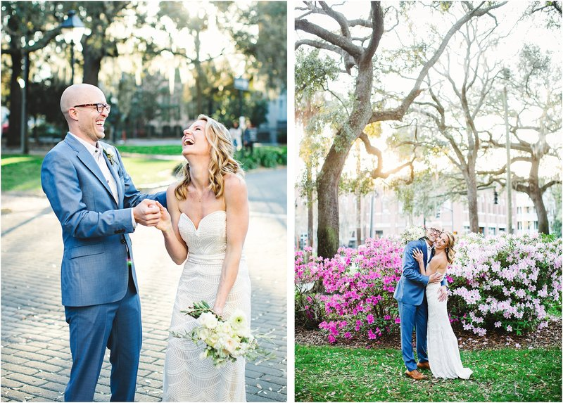 spring savannah elopement