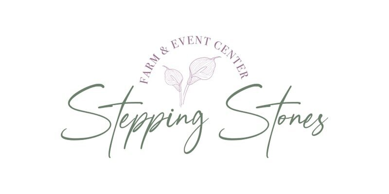 Stepping Stones Farm and Event Center Logo web