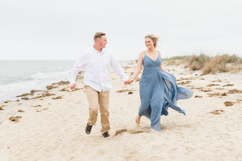 bethel-beach-engagement-session-michael-and-jasmine-photography-1