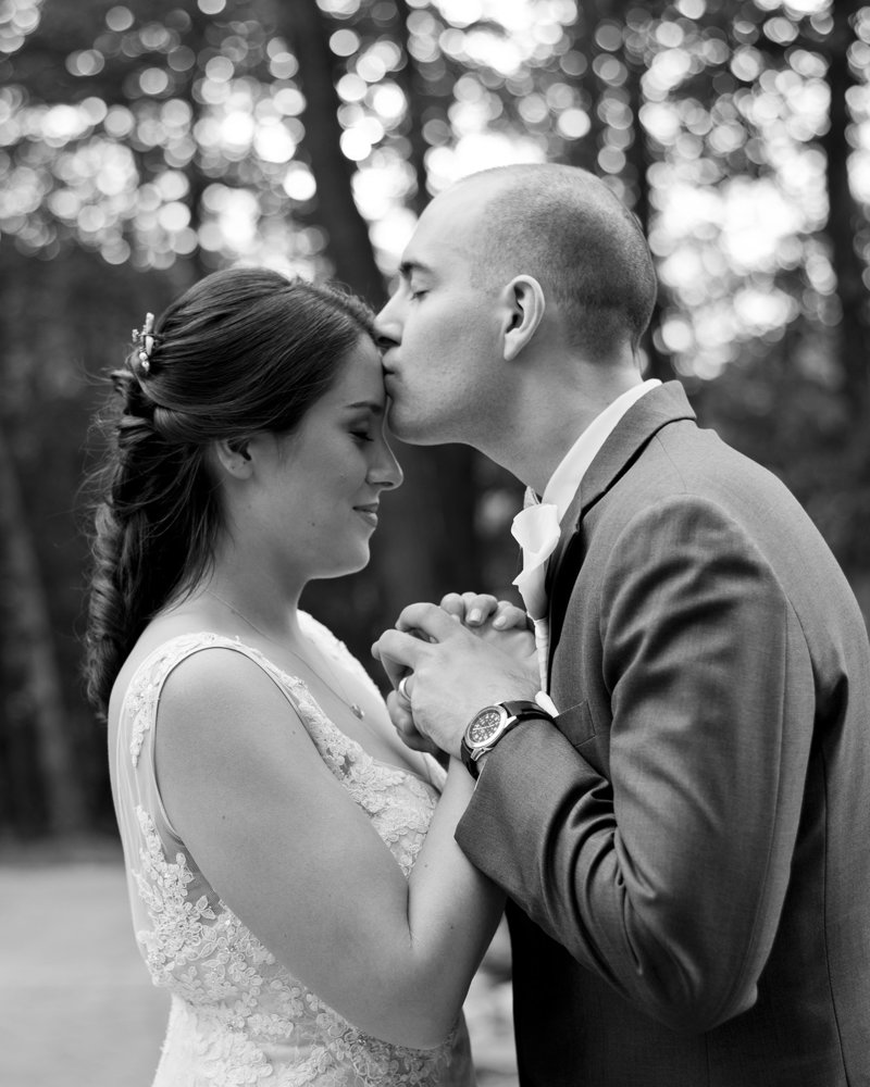 Black and White, Wedding Photography, Restaurant 2941, Erin Tetterton Photography, Classic Wedding Portraits