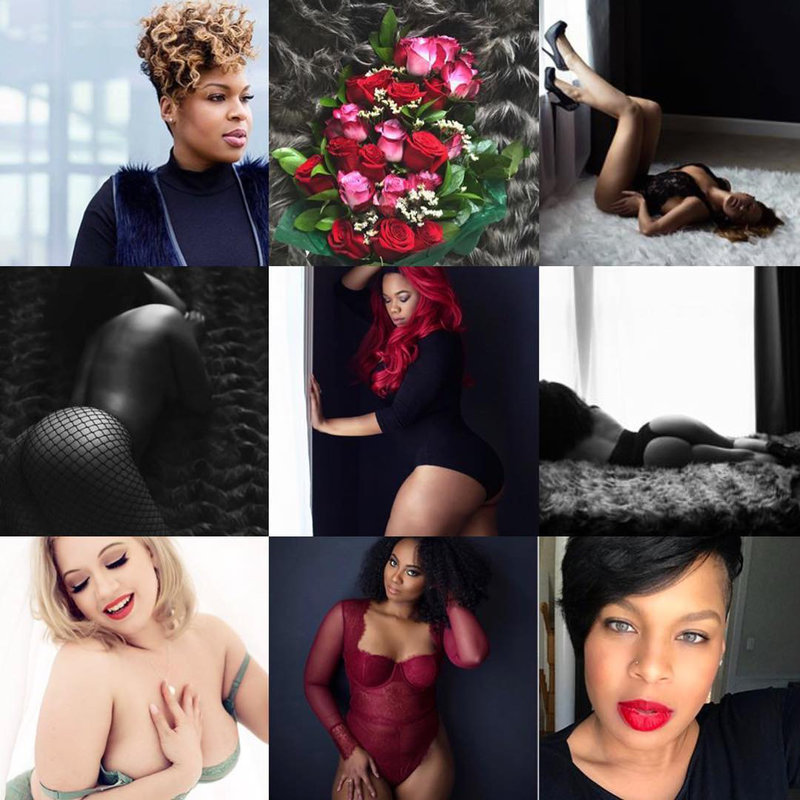 Maryland's Best Boudoir Photography Studio