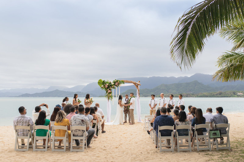Venue wedding at Five Palms