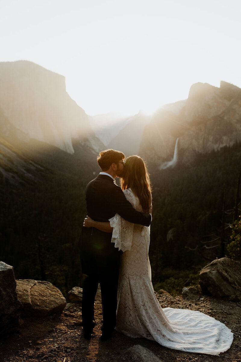 Locations, time of year, and best things to consider when planning your elopement in Yosemite.