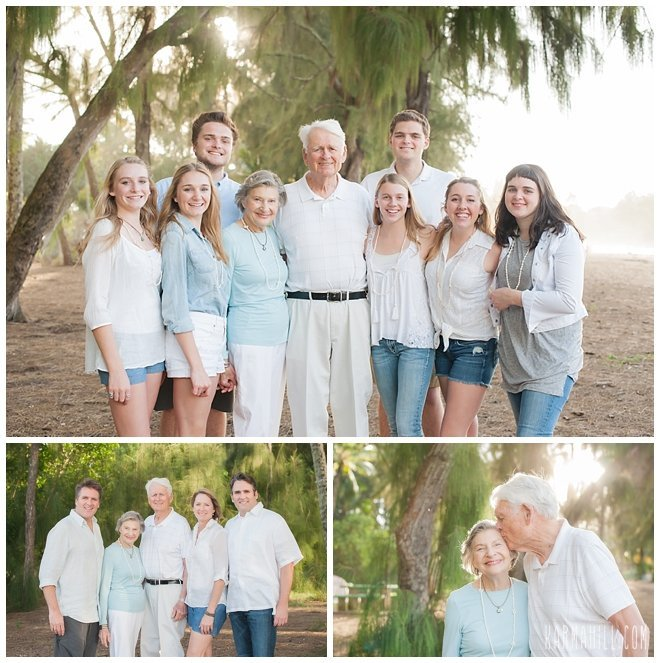 What to wear for family portraits in Maui, Hawaii