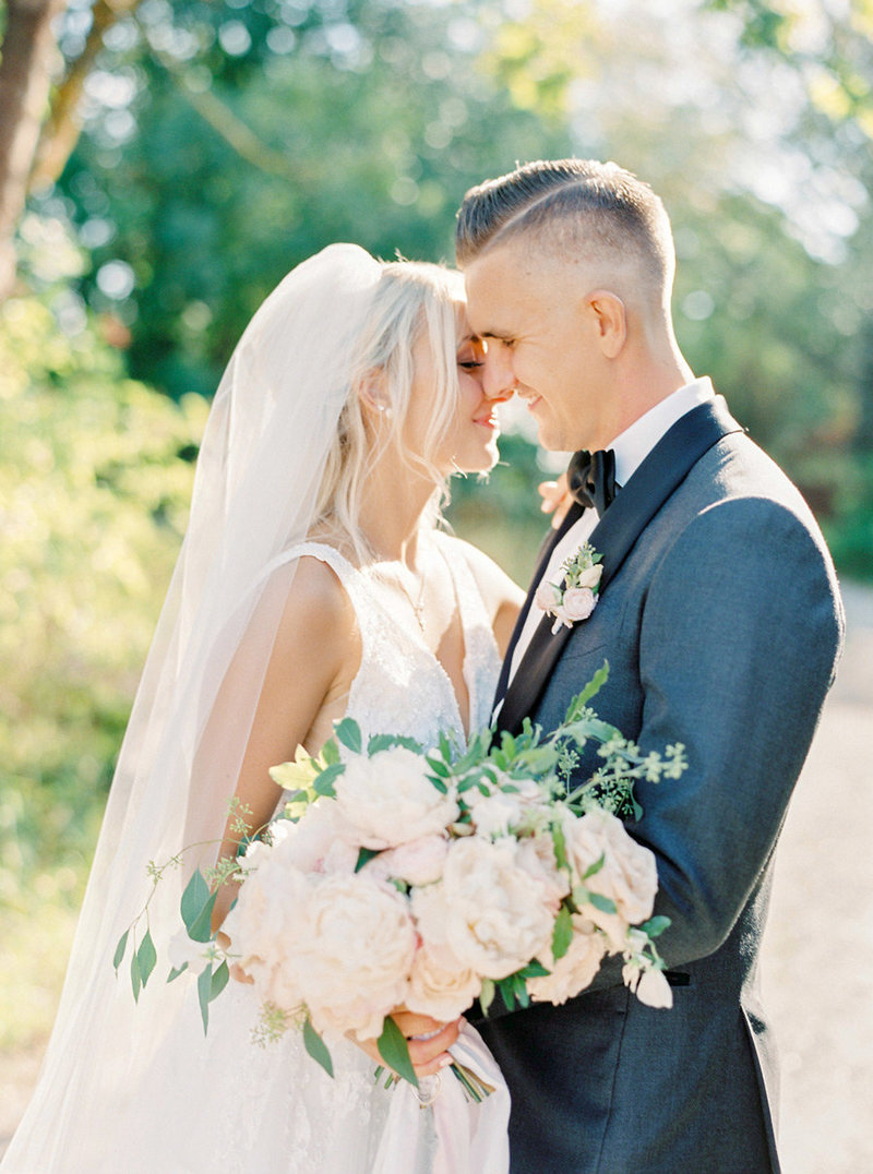 Gold & Blush Swedish Wedding In Stockhol