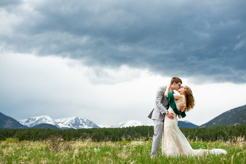 estes park co wedding photographer