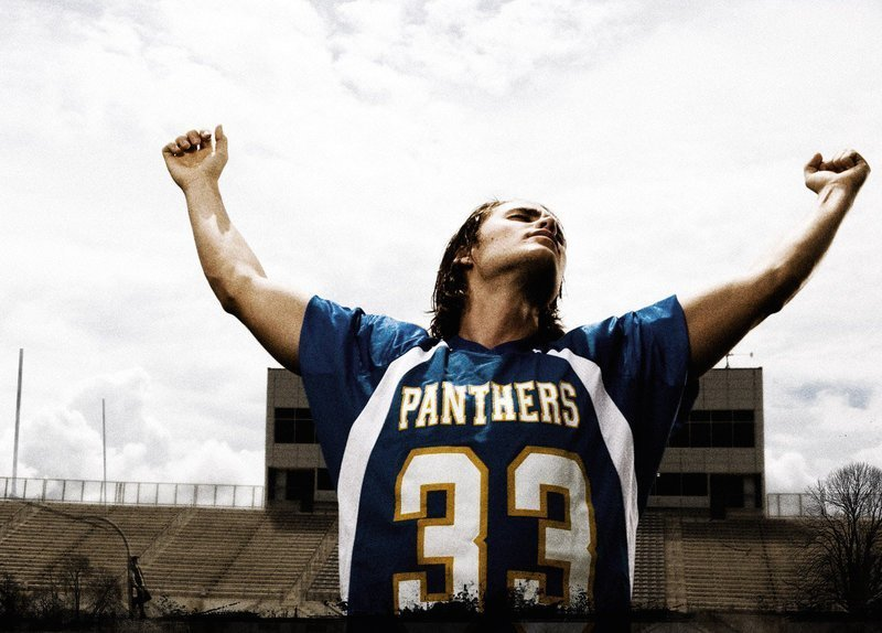 Our guilty pleasure on Netflix is NBC's Friday Night Lights.