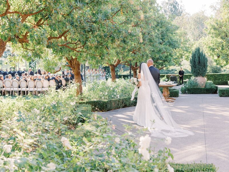 San Diego California Film Wedding Photographer - Rancho Bernardo Inn Wedding by Lauren Fair_0148
