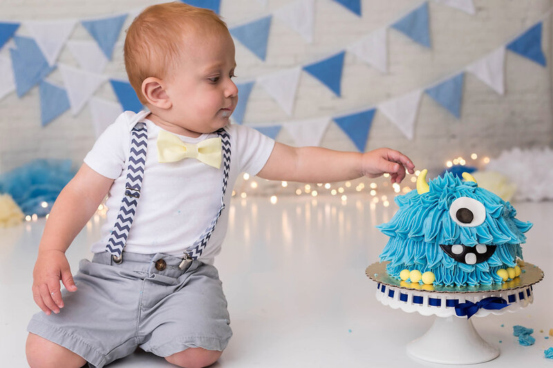 Grayson Little Monster Cake Smash 05302018 (31) copy