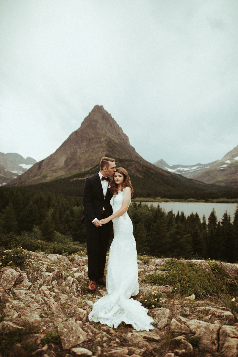 Loveland Pass Colorado Engagement Photos