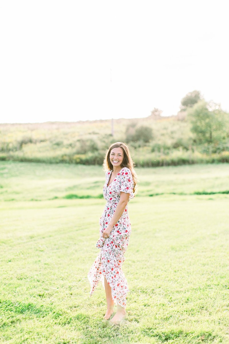 Pennsylvania Countryside Engagement Session by Emi Rose Studio (52)