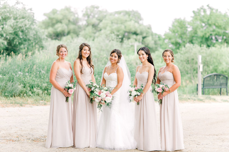 blush-bridesmaid-dresses