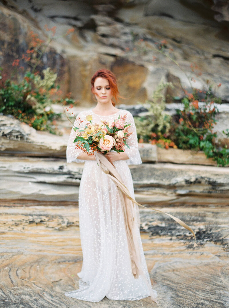 Sydney Fine Art Film Wedding Photographer Sheri McMahon - Sydney NSW Australia Beach Wedding Inspiration-00003