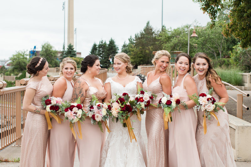 Duluth Minnesota Wedding Photography by Kirsten Shelton