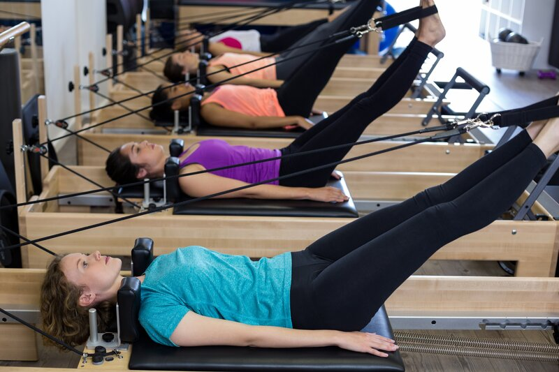 Pilates for Small Groups in Williamsburg VA