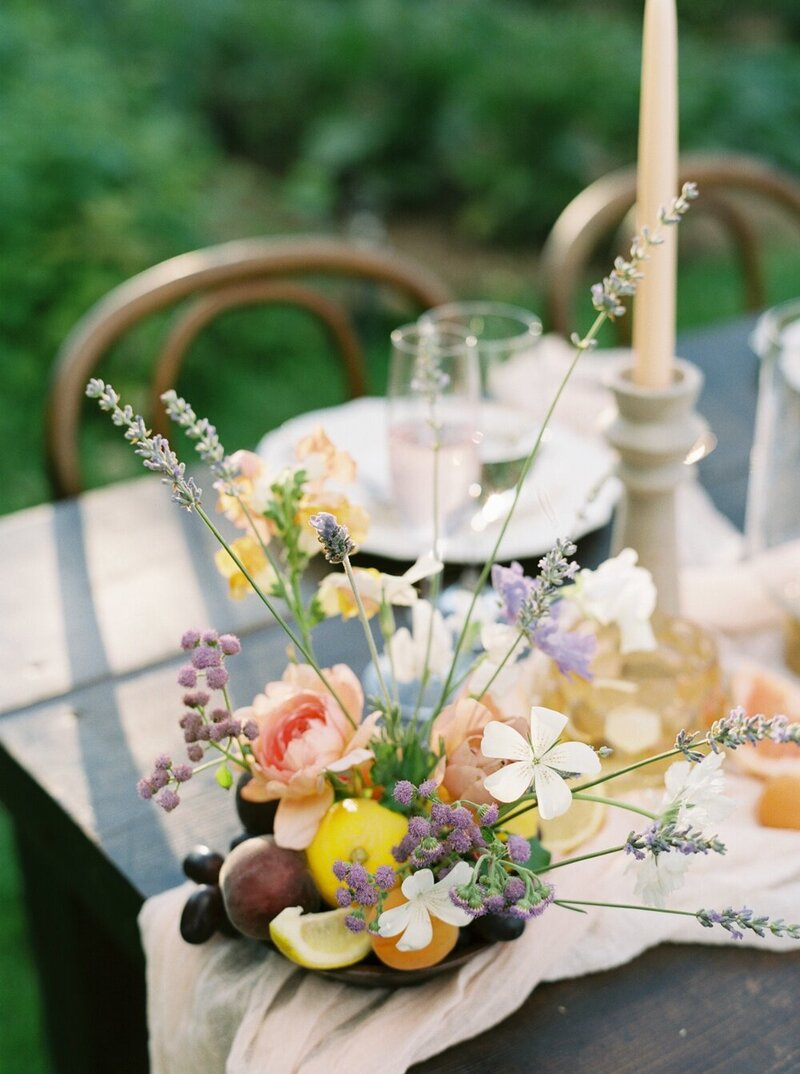 Lush and Romantic Wedding at a Flower Farm_0020