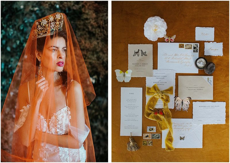 alida hotel wedding editorial