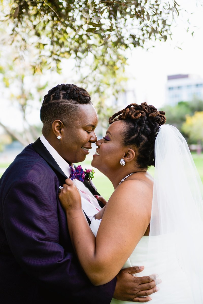 Phoenix AZ LGBT Wedding | PMA Photography