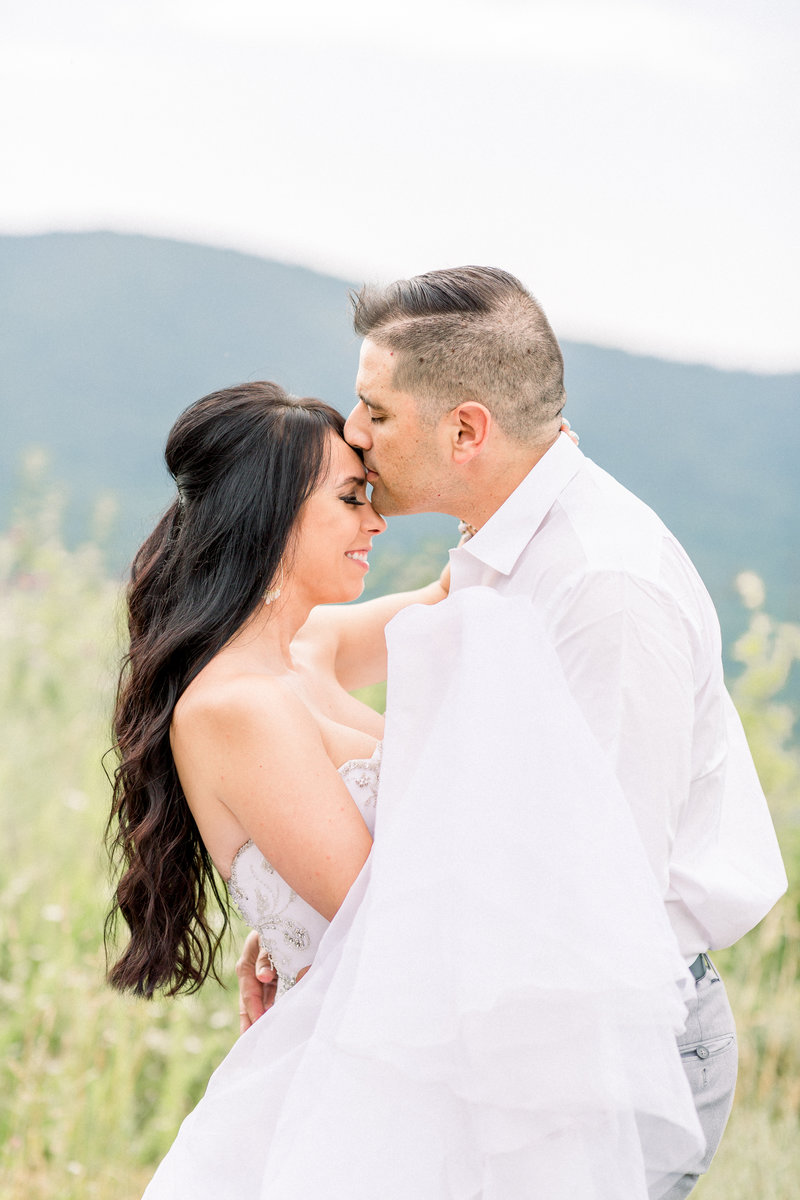 Shenandoah National Park Wedding