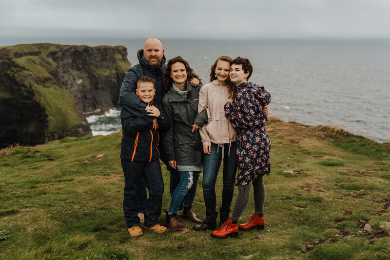 Cliffs of Moher Ireland Session-