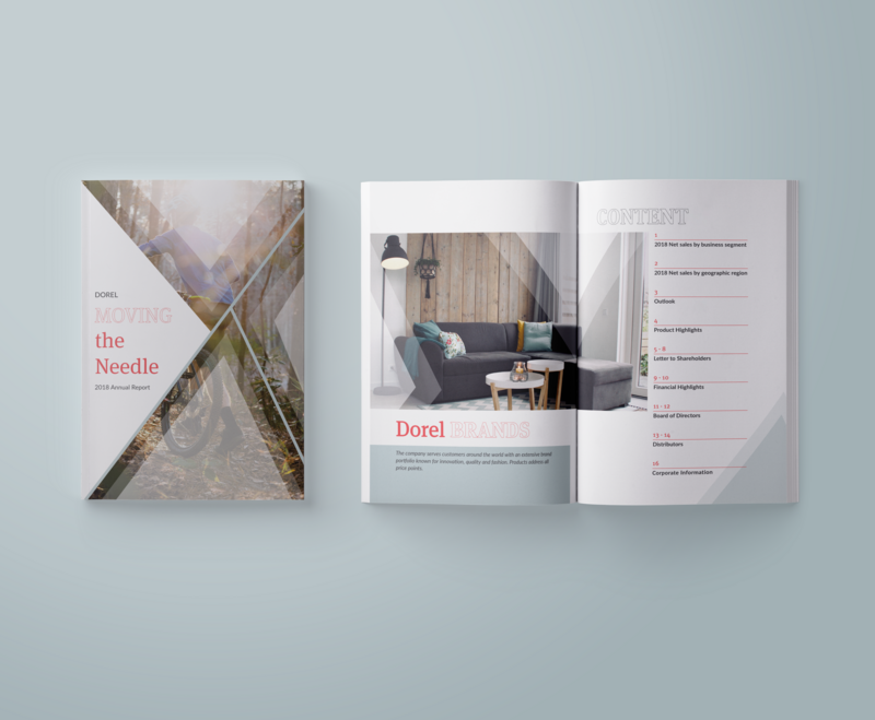 dorel annual report