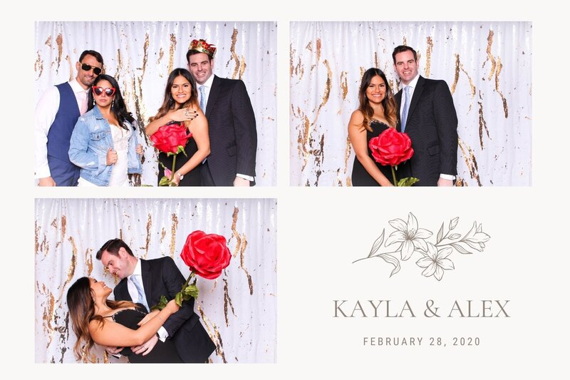 wedding photo booth lakeland 4