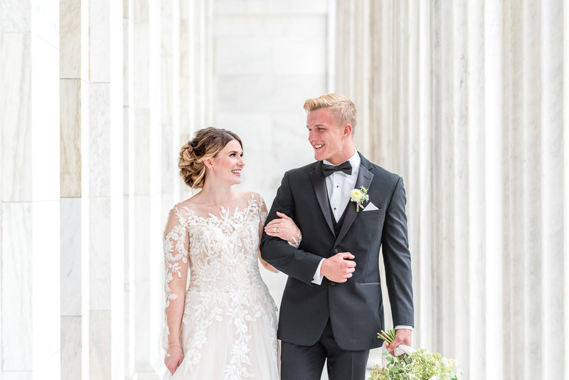Toledo Museum of Art Wedding_16