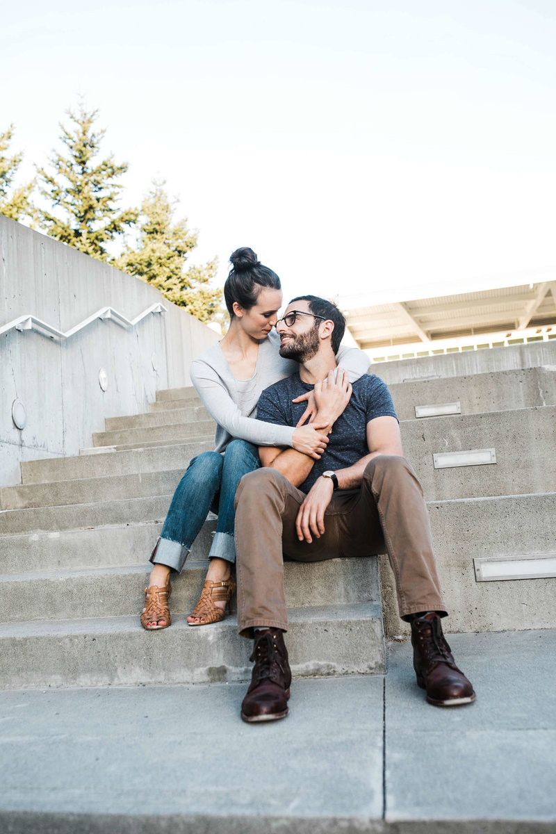 Lauren+Andrew_Pioneer_Square_Sculpture_Park_Engagement_by_Adina_Preston_Weddings33