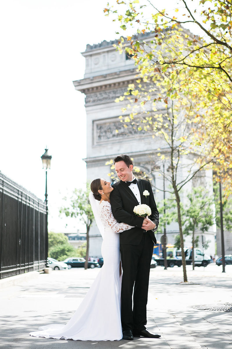 paris wedding 2