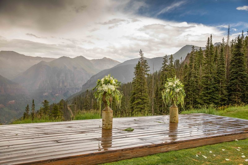 San sophia overlook wedding venue