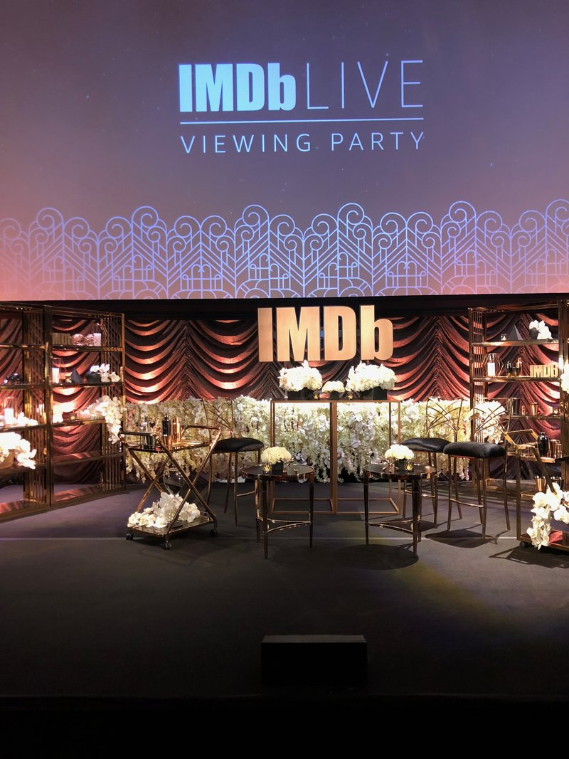 IMDb Oscars Viewing Party 2018 4