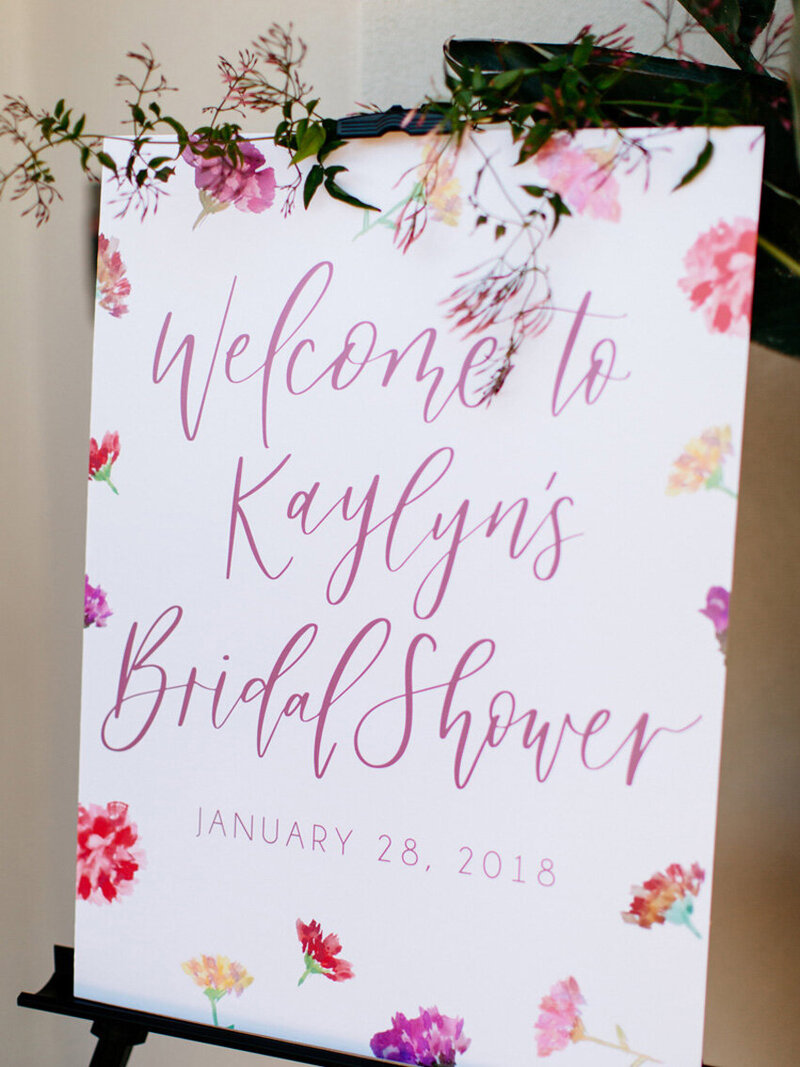 pirouettepaper.com | Wedding Stationery, Signage and Invitations | Pirouette Paper Company | Welcome + Unplugged Signs 43