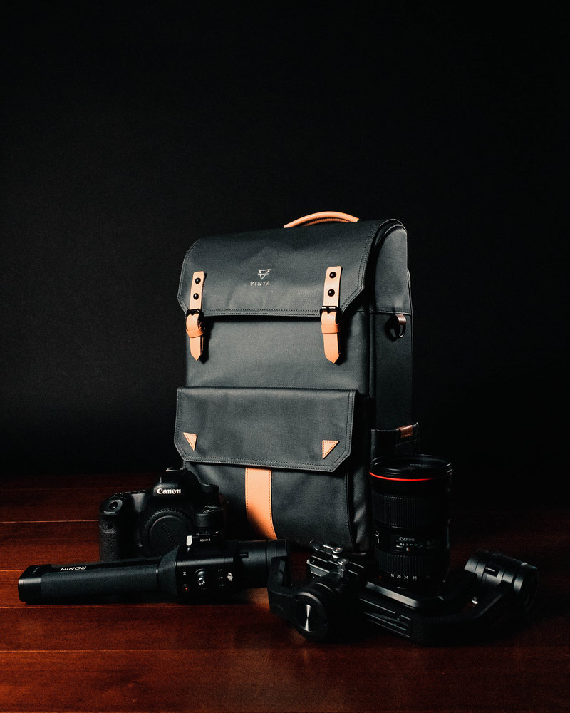 Vinta Type II Travel Backpack