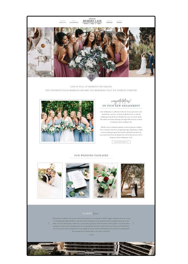 Event-Planner-Website-Design