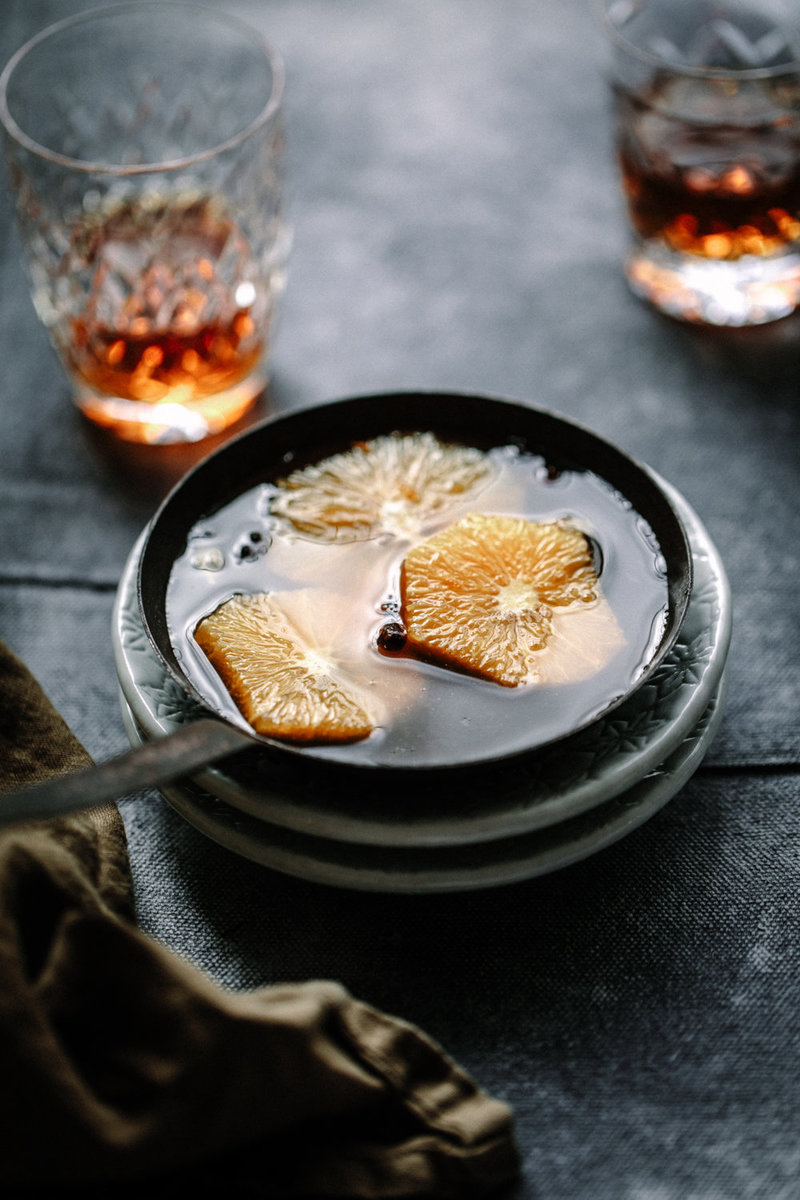 Rice Pudding With Rum Soaked Oranges - Anisa Sabet - The Macadames - Food Travel Lifestyle Photographer-103