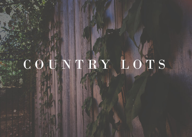 Country Lots