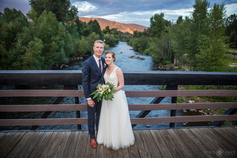Steamboat-Springs-Restaurant-Wedding-Reception-at-Aurum-Yampa-River-at-Sunset