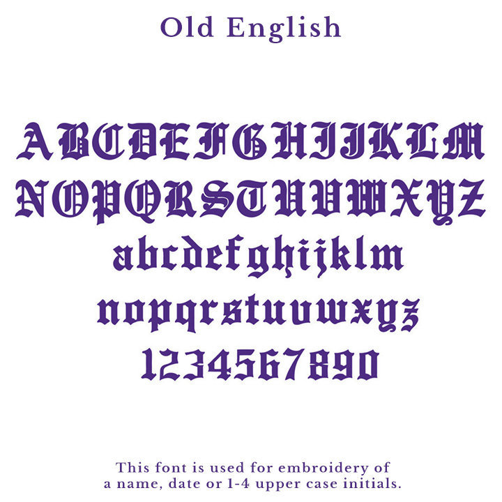 Marcela_Font_Old_English_name_date_initials