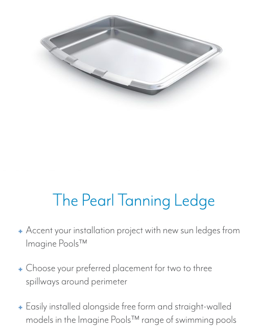 The Pearl Tanning Ledge